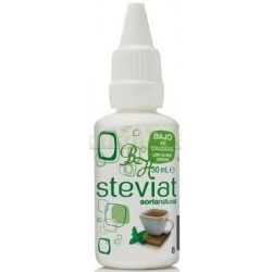 STEVIAT GOTAS 30ML. SÓRIA NATURAL