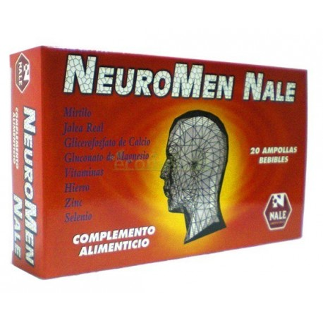 NEUROMEN 20 AMP. DE 10ML. NALE