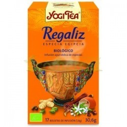YOGI TEA REGALIZ 17 FILTROS