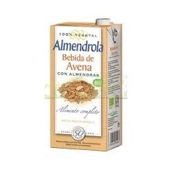BEBIDA DE AVENA CON ALMENDRAS 1L. ALMENDROLA