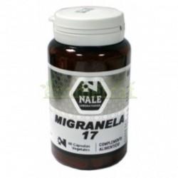 MIGRANELA 17. CON 60CAP. 33GR. NALE
