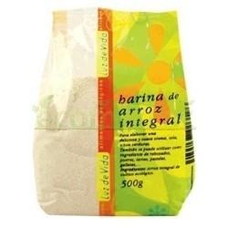 HARINA ARROZ INTEGRAL 500GR BIOSPIRIT