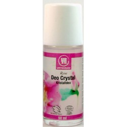 DESODORANTE ROLL-ON ROSE 50ML. URTEKRAM