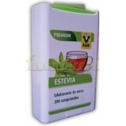 STEVIA 300 COMP. DISPENSADOR. RAAB