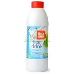 RICE DRINK NATURAL 1L. LIMA