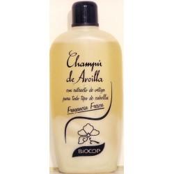 CHAMPÚ DE ARCILLA 400ML. BIOCOP