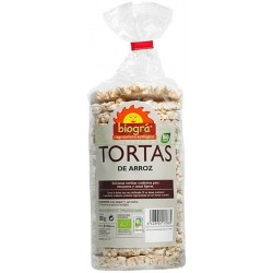 TORTAS DE ARROZ CON SAL 130GR. BIOGRÁ