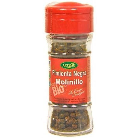 PIMIENTA NEGRA MOLINILLO 40GR ARTEMIS