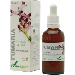 EXTRACTO DE FUMARIA 50ML. SORIA NATURAL