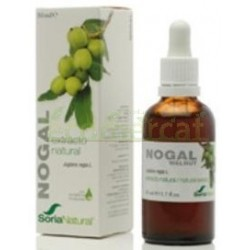 EXTRACTO DE NOGAL 50ML SORIA NATURAL