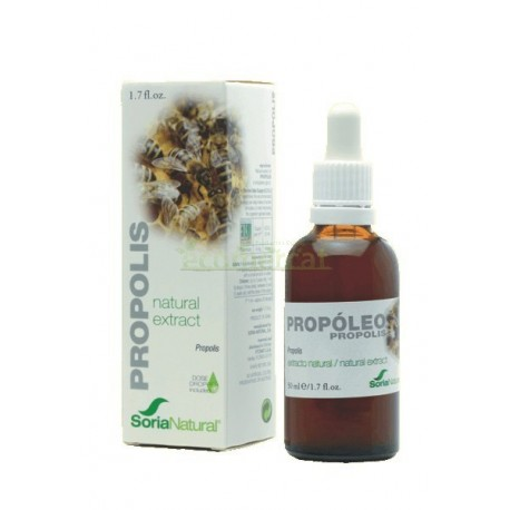 EXTRACTO DE PROPOLEO 50ML SORIA NATURAL