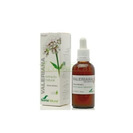 EXTRACTO DE VALERIANA 50ML SORIA NATURAL