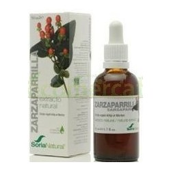 EXTRACTO DE ZARZAPARRILLA 50ML. SORIA NATURAL