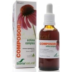 COMPOSOR 8 - ECHINA COMPLEX 50ML. SÓRIA NATURAL