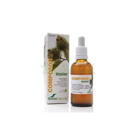 COMPOSOR 19 - DEPULAN 50ML SORIA NATURAL