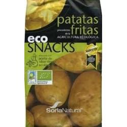 PATATAS FRITAS 125GR SORIA NATURAL