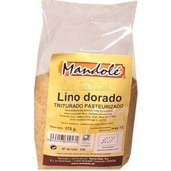 LINO TRITURADO PASTEURIZADO 175 GR. MANDOLÉ