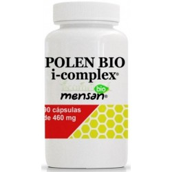 POLEN BIO I-COMPLEX 90 CÁPSULAS DE 460GR. MENSAN