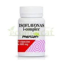 ISOFLAVINAS I-COMPLEX 60 CAP. 600MG MENSAN