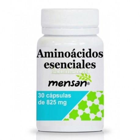 AMINOÁCIDOS ESENCIALES 30 CAP DE 825MG MENSAN