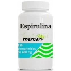 COMPRIMIDOS ESPIRULINA 150 U. DE 400MG. MENSAN