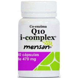 COENZIMA Q10 I-COMPLEX 30CAP 470MG MENSAN