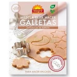 MEZCLA PARA HACER GALLETAS 500GR BIOGRÁ