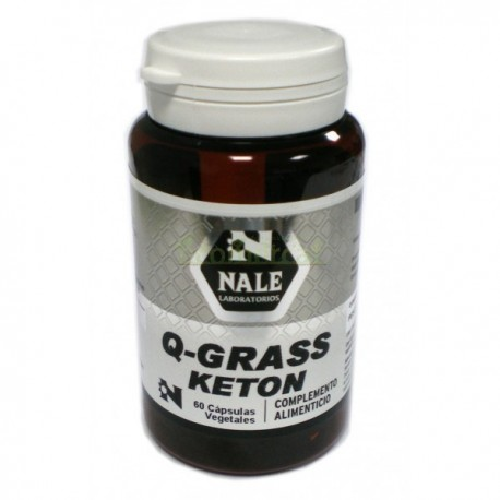 Q-GRASS KETON 60 CAP.  490MG. NALE