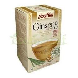 YOGI TEA GINSENG 17 FILTROS