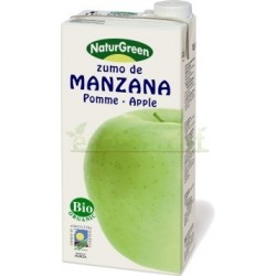 ZUMO DE MANZANA 1L. NATURGREEN