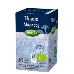 INFUSION HINOJO 20 FILT.  ARTEMIS