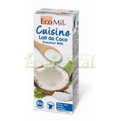LECHE DE COCO COUSINE 200ML. ECOMIL