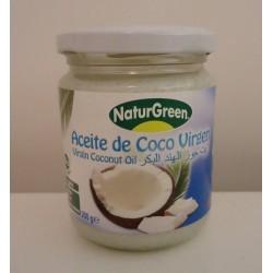 ACEITE DE COCO VIRGEN 200GR NATURGREEN