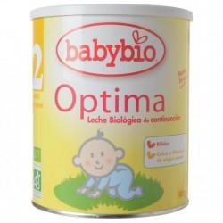 LECHE DE INICIACIÓN Nº2 900GR BABYBIO