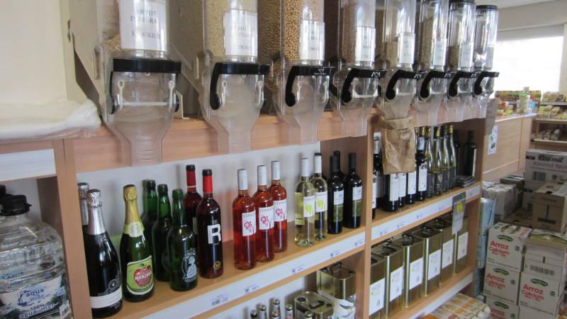 Graneles, Vinos y Aceites