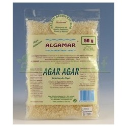 AGAR AGAR TIRAS 50GR. ALGAMAR