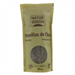 SEMILLAS DE CHIA 500GR NATURGREEN