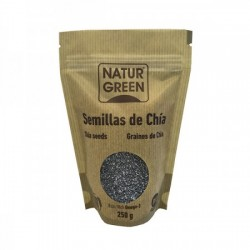 SEMILLAS DE CHIA 250GR NATURGREEN