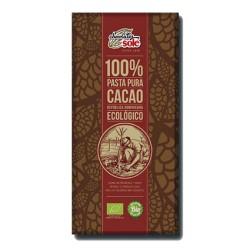 PASTA DE CACAO PURA 100% SOLE 100GR