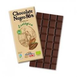 CHOCOLATE NEGRO 86% 100GR CHOCOLATES SOLÉ
