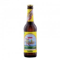 CERVEZA RADLER SIN ALCOHOL 33CL HARTSFELDER