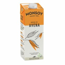 BEBIDA DE AVENA 1 L. MONSOY