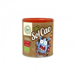 CACAO SOLUBLE SOLCAO 400G SOL NATURAL