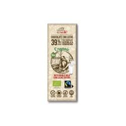 CHOCOLATE CON LECHE 25GR CHOCOLATES SOLÉ