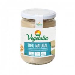 TOFU NATURAL VIDRIO 250G VEGETALIA