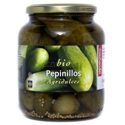 PEPINILLOS AGRIDULCES 700ML MACHANDEL