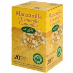 MANZANILLA 20 FILTROS ARTEMIS