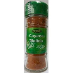 CAYENA MOLIDA 35 GR ARTEMIS