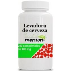 COMPRIMIDOS LEVADURA DE CERVEZA 800 COMP. DE 400MG
