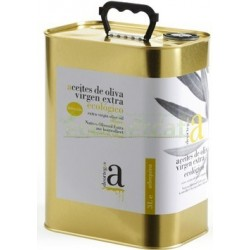 ACEITE ARBEQUINA LATA 3L DEORTEGAS